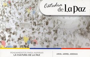 La Cartilla de la paz de Arier Armel Arenas