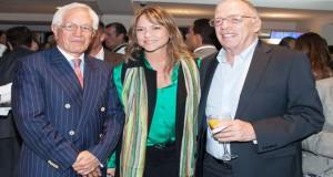 Jaime Castro, Claudia Hoyos y Enrique Santos Calderón