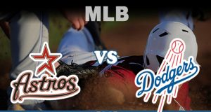 Houston AstrosvsLos Angeles Dodgers