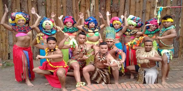 La diversidad folclórica de todas las regiones del país presente en Tabio.