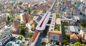 Metro elevado para Bogotá: el primer trayecto ira desde Bosa hasta la calle 72, con 23 kilómetros de recorrido. (Foto: archivo-Metro Bogotá)