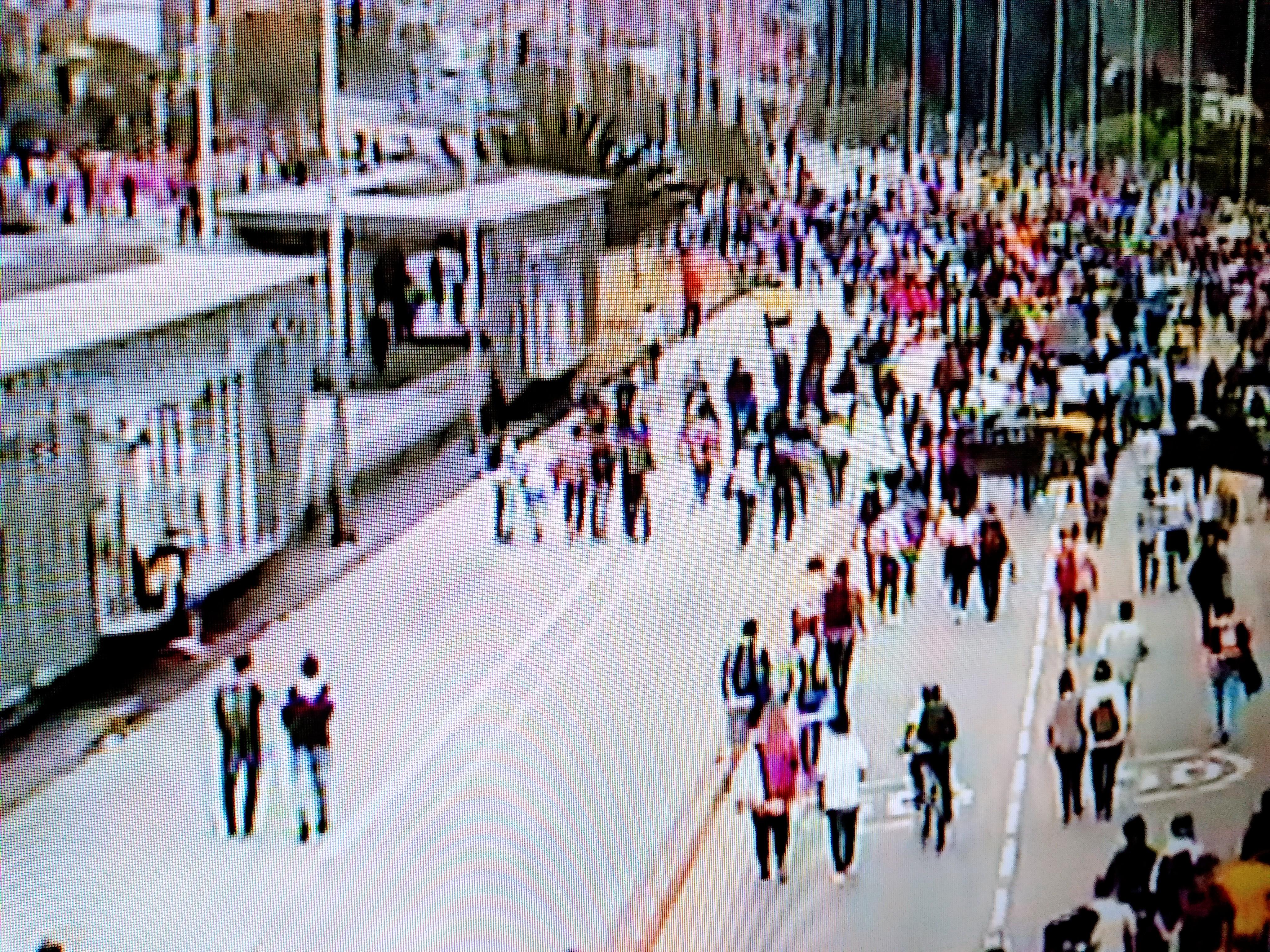 Bogotá: Avenida Suba.